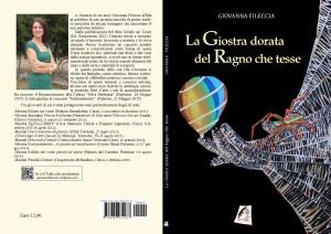 Copertina de La Giostra dorata del Ragno che tesse di Giovanna Fileccia